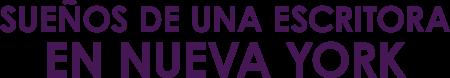 My New York Year Logo