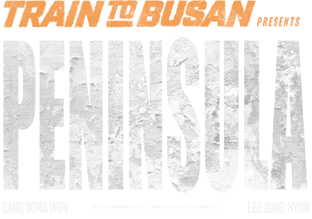 Train to Busan presents: Peninsula Logo