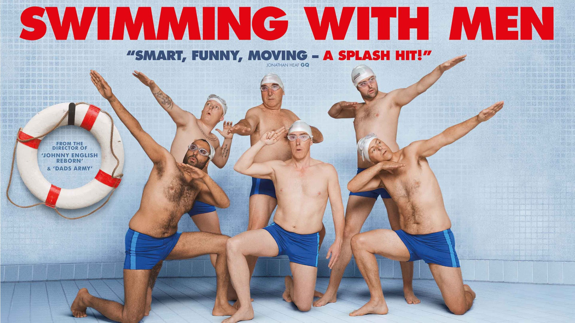 Loading Swimming with Men Website