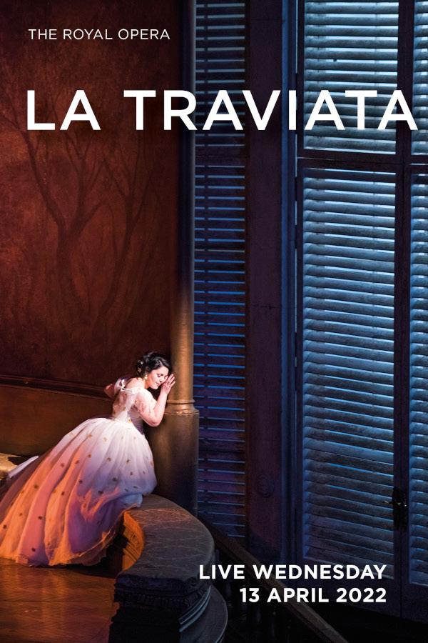 The Royal Ballet: La Traviata (2022) Poster