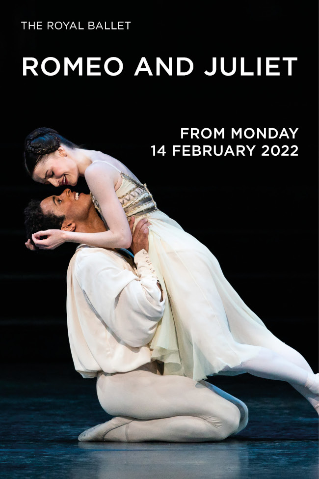 The Royal Ballet: Romeo and Juliet (2022) Poster