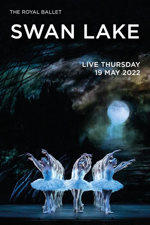 The Royal Ballet: Swan Lake (2022) Poster