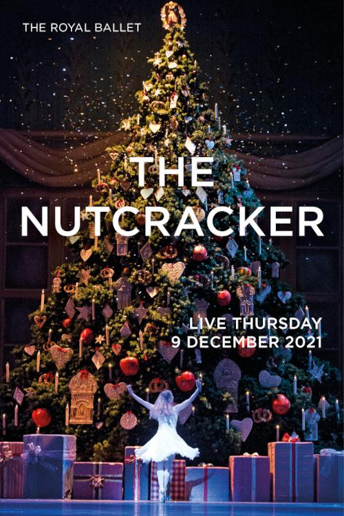 The Royal Ballet: The Nutcracker (2021) Poster