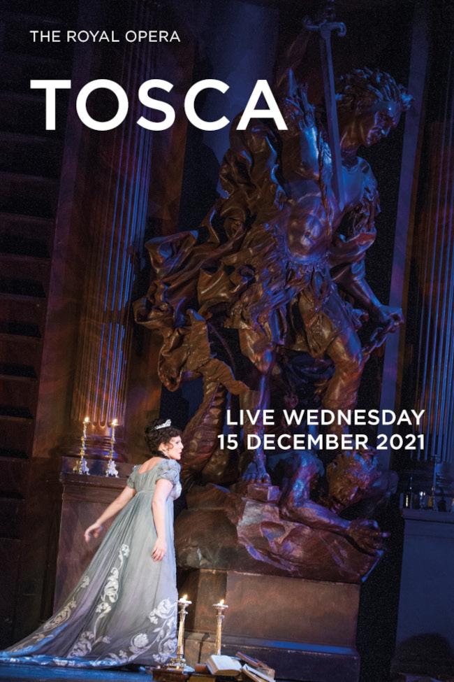 The Royal Ballet: Tosca (2021) Poster