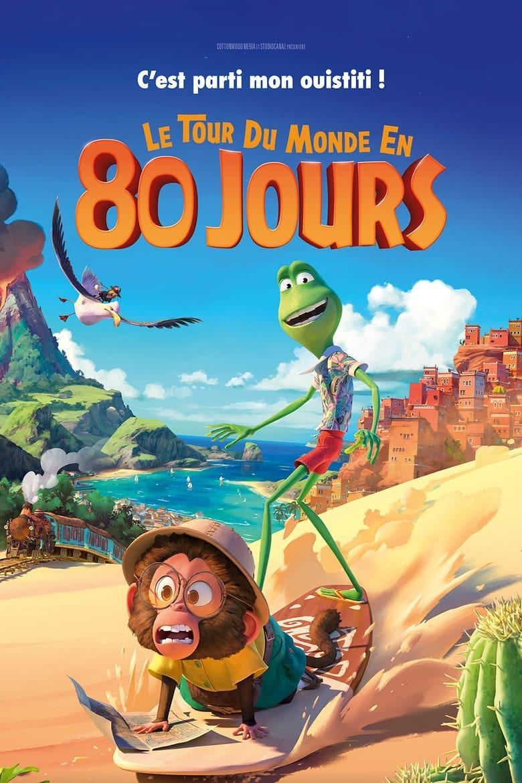 Around The World (Le tour du monde en 80 jours) Poster