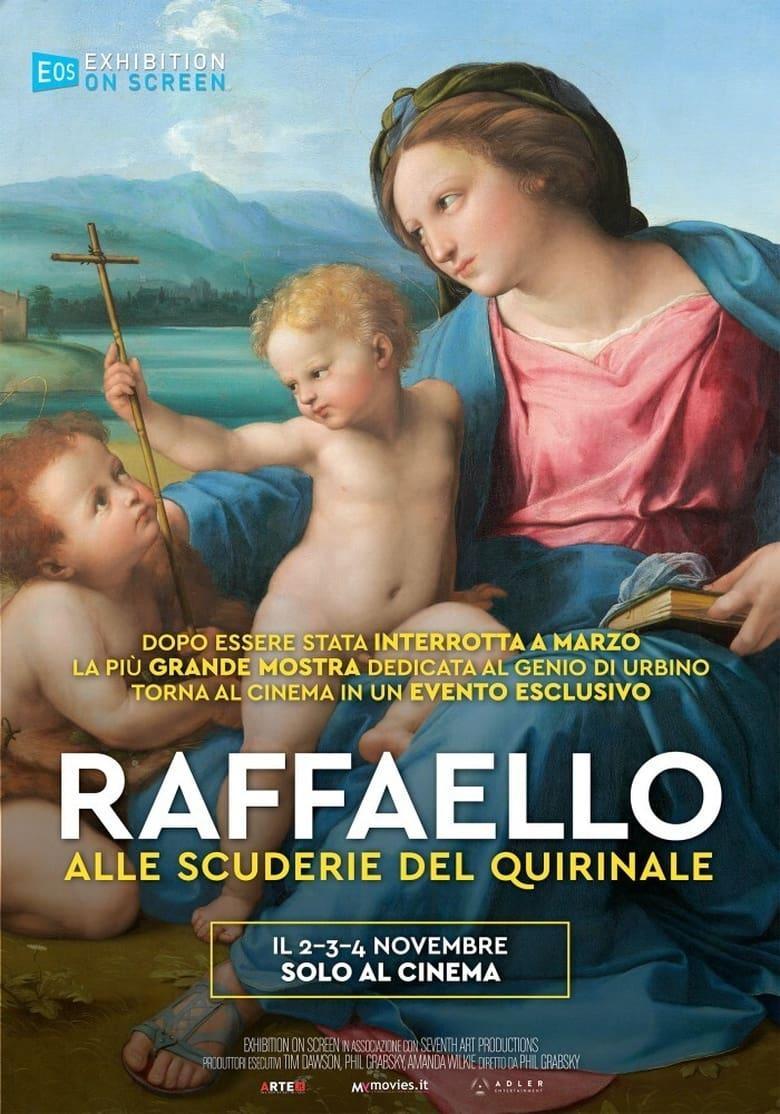 Raphael Revealed Poster