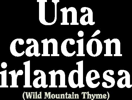 Wild Mountain Thyme Logo